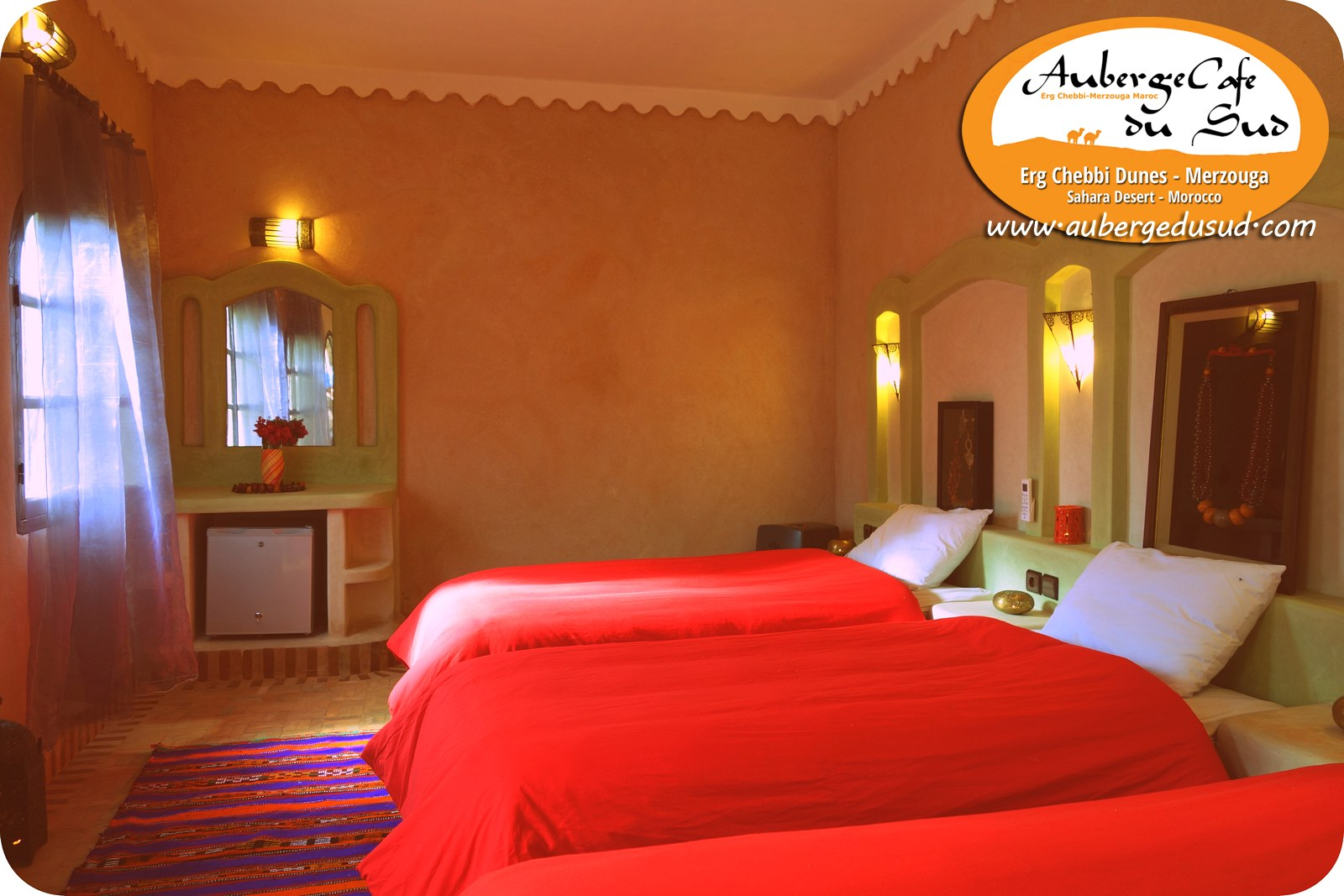 BEDROOM HOTEL MERZOUGA
