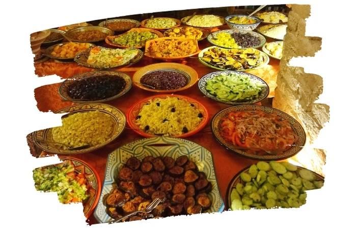 délicieux plats marocains